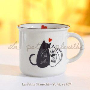 Mug Cat Love 400ml