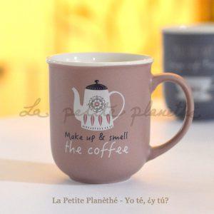Mug Marjal Rosa-Café 350ml