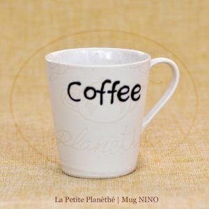 Mug Nino blanco