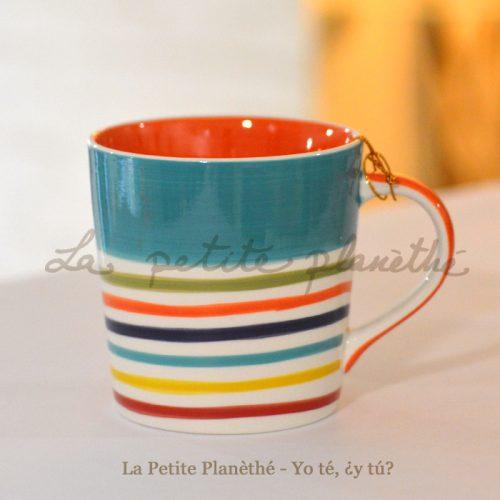 Mug Tinka Azul 400ml