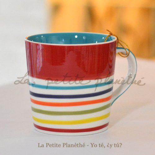 Mug Tinka Rojo 400ml