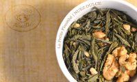 té verde Nuez Dulce