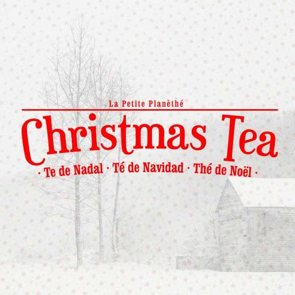 Selección de tés navideños.
