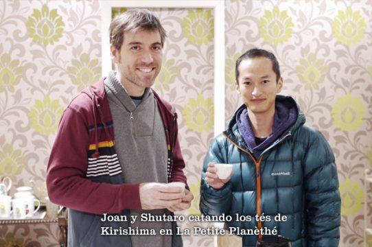 Shutaru y Joan