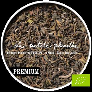 Té negro Darjeeling FTGFOP1 - 1st flush - Soom Tea Garden BIO