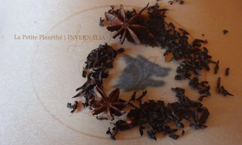 Té negro aromatizado Invernalia