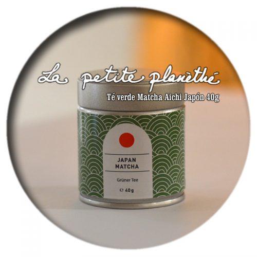Té verde Matcha Aichi Japón 40g