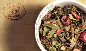 Té blanco aromatizado Summer Fes-Tea-Val