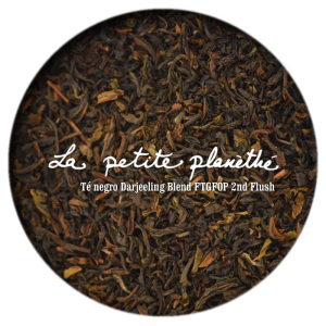 Té negro Darjeeling Blend FTGFOP - 2nd flush