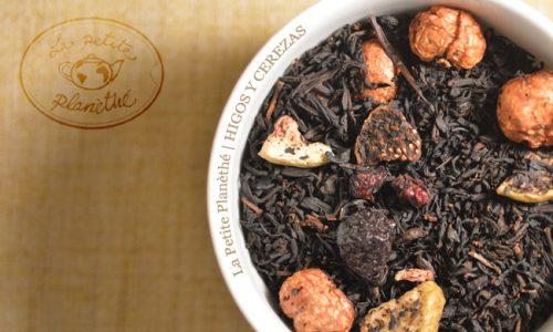 Té negro Higos y Cerezas