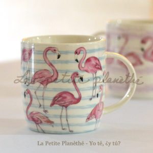 Taza Beach Blue