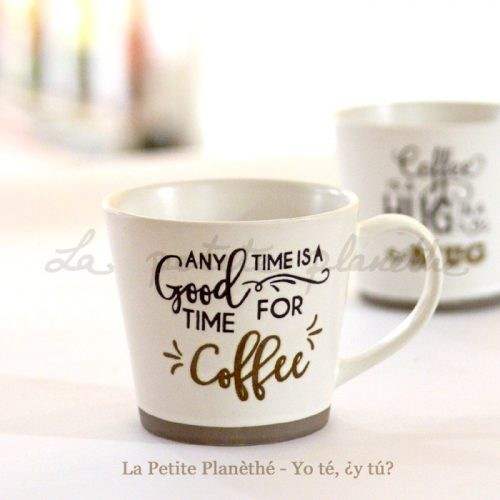 Taza Coffe Time 270ml