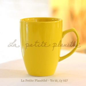 Taza Colours Amarillo