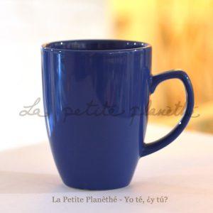 Taza Colours Azul