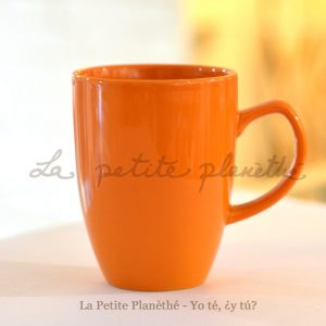 Taza Colours Naranja
