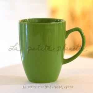Taza Colours Verde