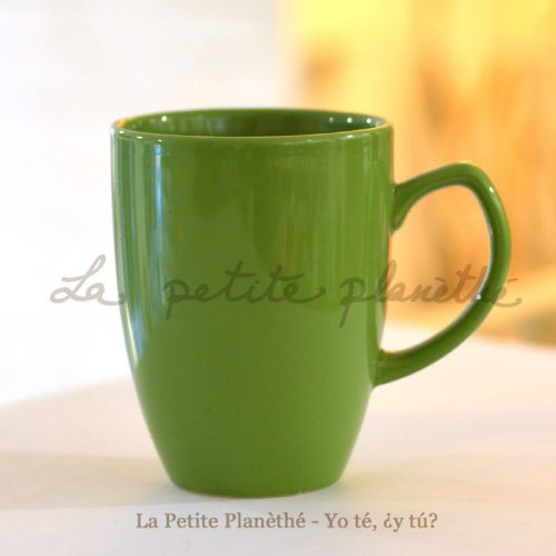 Taza Colours Verde