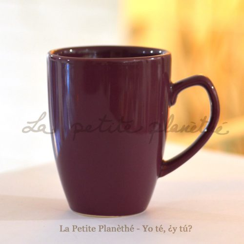 Taza Colours Violeta