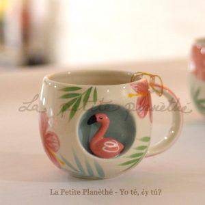 Taza Pink Flamingo 250ml