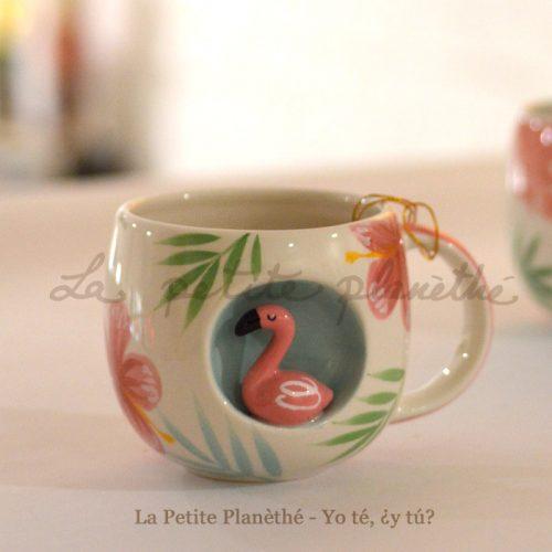 Taza Pink Flamingo (rosa)