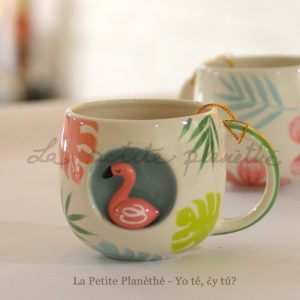 Taza Pink Flamingo 250ml