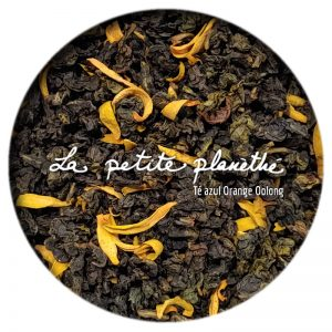 Té azul Orange Oolong