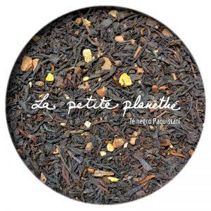 Paqusitaní, té negro con especias