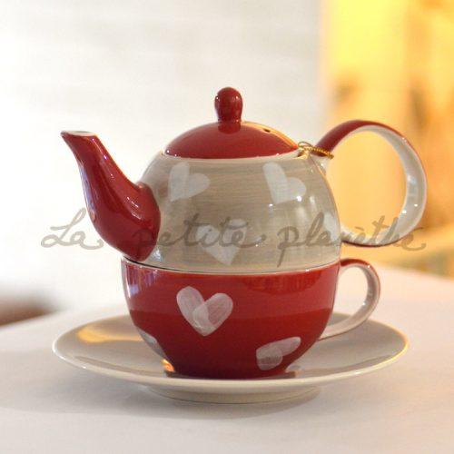 Tea For One Corazón