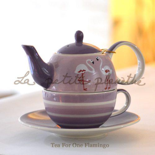 Tea For One Flamingo