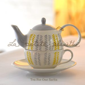Tea For One Sarita