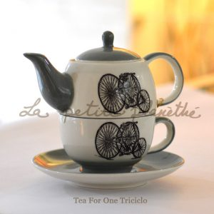 Tea For One Triciclo