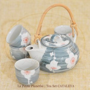 Tea Set CATALEYA