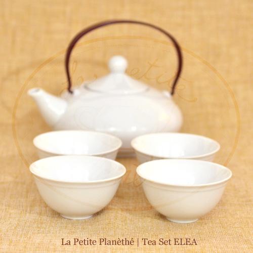 Tea Set ELEA cuencos