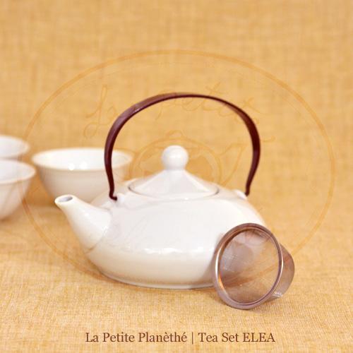 Tea Set ELEA tetera con infusor