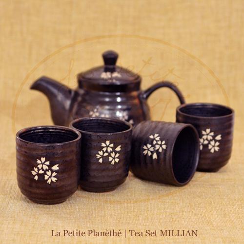 Tea Set MILLIAN - cuencos