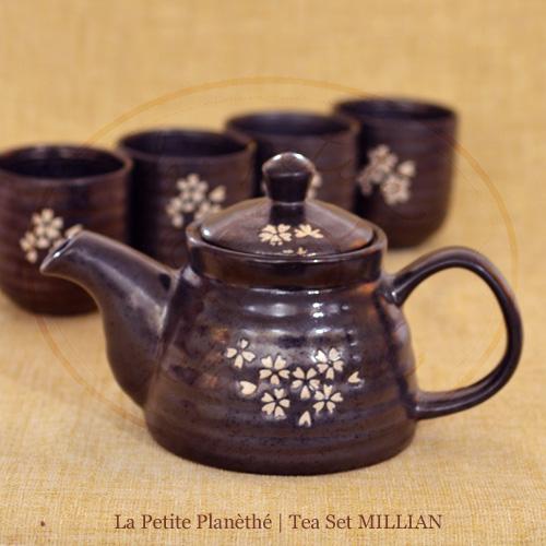 Tea Set MILLIAN - tetera