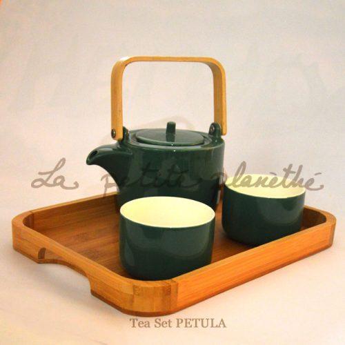 Tea Set Petula con bandeja