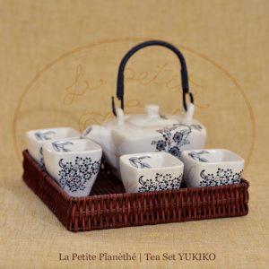 Tea Set YUKIKO