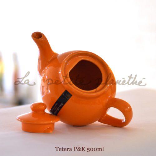 Tetera Price&Kensington 500ml Naranja
