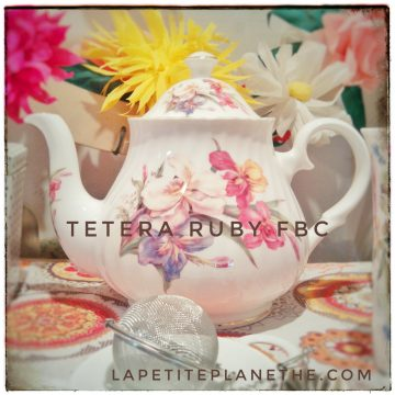 Tetera Ruby FBC