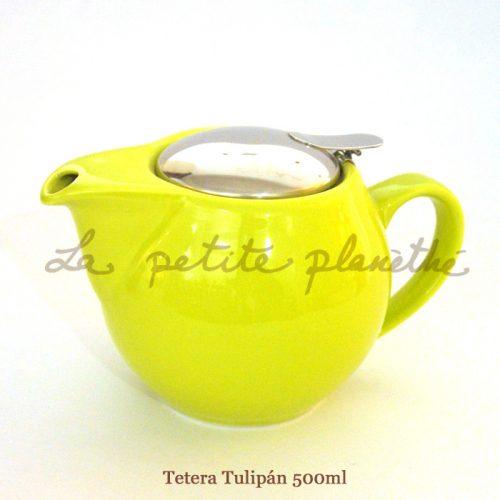 Tetera Tulipán Lima 500ml