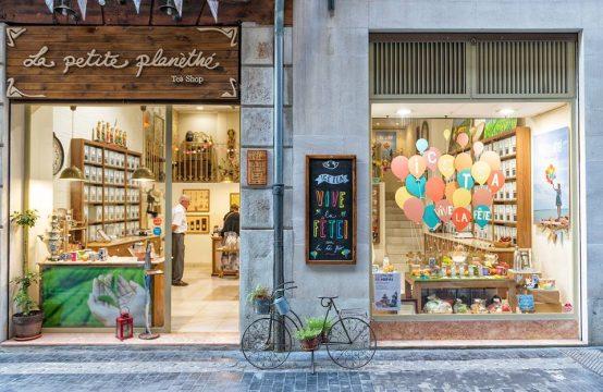La Petite Planèthé - Tienda de té en Valencia