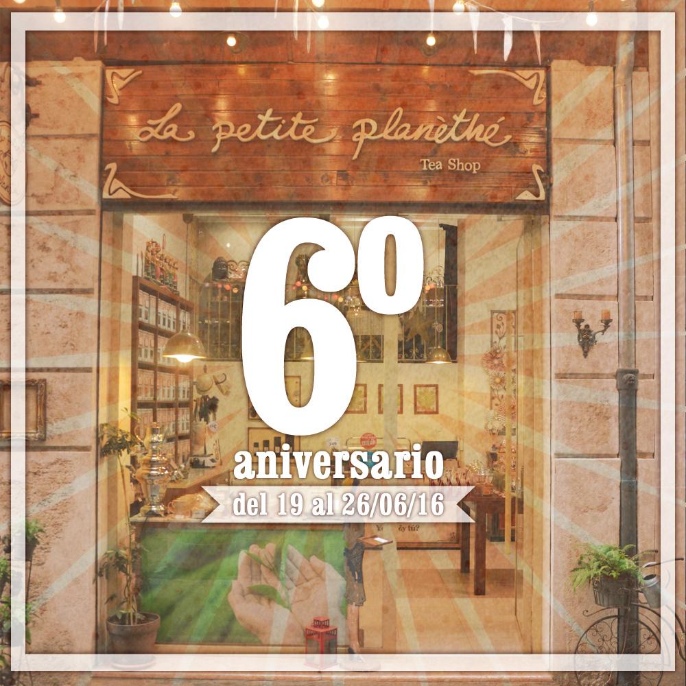 6º Aniversario La Petite Planèthé