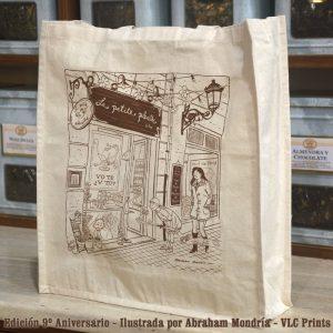 Tote Bag Canvas Abraham Mondría