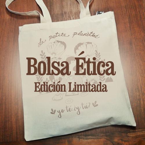 Bolsa Ética de algodón