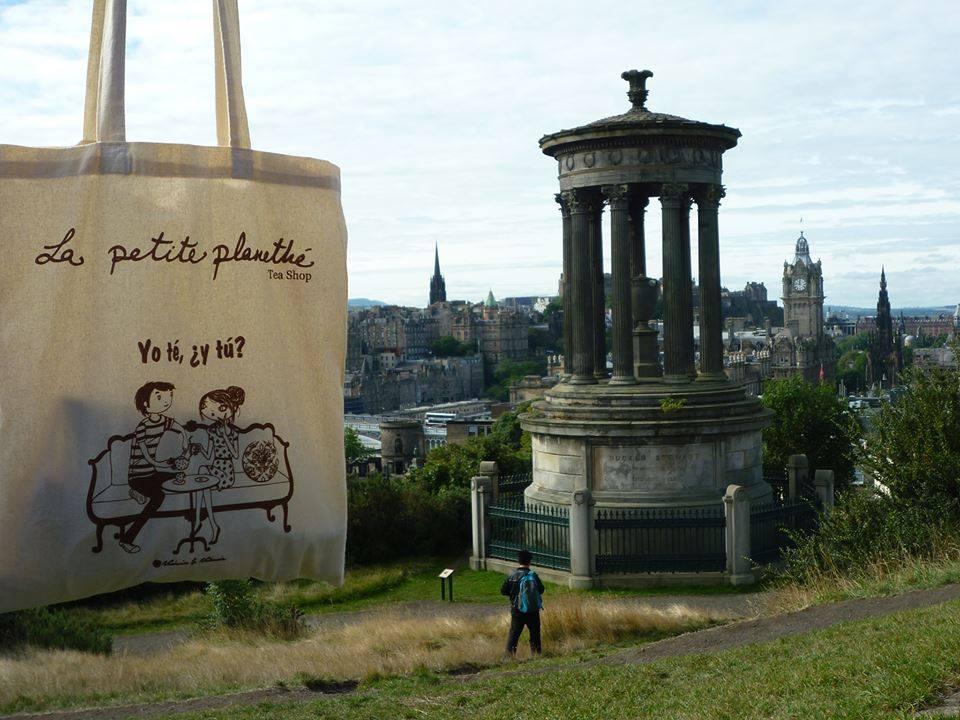 Vista de Edimburgo desde Calton Hill