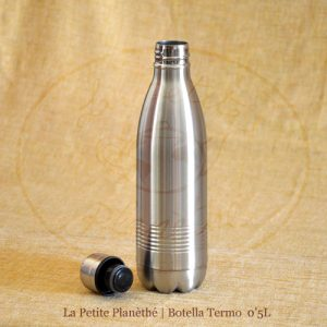 botella termo TRAVEL 0'5L