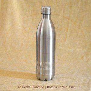 botella termo TRAVEL 1L