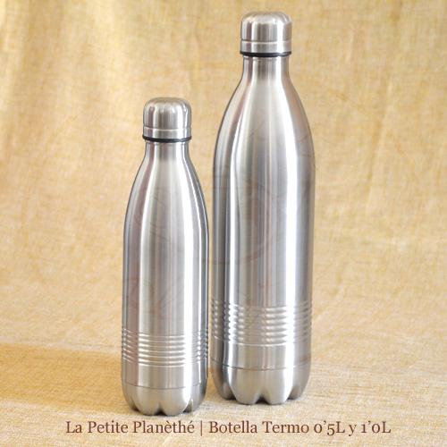 botella termo
