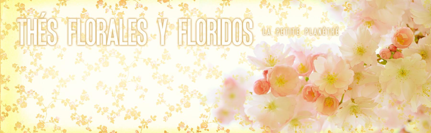 Thés Florales - primavera 2018